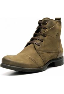 Bota Brothers Shoes Casual Verde Oliva