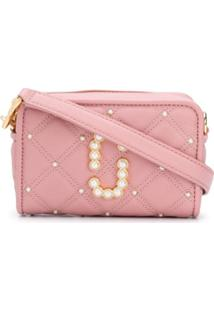 Marc Jacobs The Softshot Shoulder Bag - Rosa
