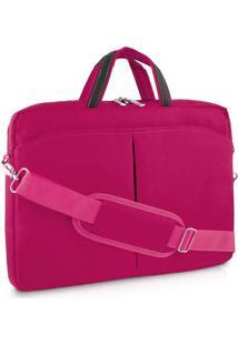 Bolsa Para Notebook Até 156 Rosa Multilaser - Bo170 - Padrão