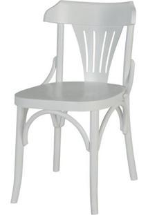 Cadeira Opzione Acabamento Branco - 15248 - Sun House