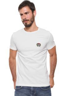 Camiseta Tommy Hilfiger Crest Branca