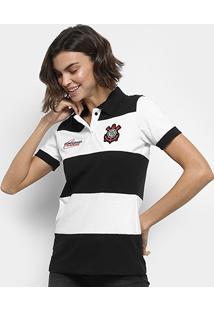 ... Camisa Polo Corinthians Democracia 1983 Feminina - Feminino f74bb4083bae6