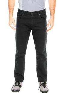 Calca Jeans Dc Shoes Core Slim Black Preta