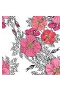 Papel De Parede Adesivo - Flores - 083Ppf