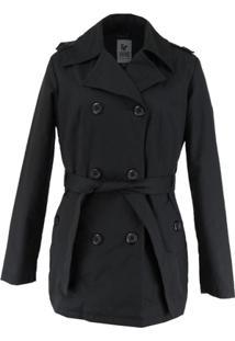 Casaco Térmicotrench Coat Broadway Feminino - Feminino
