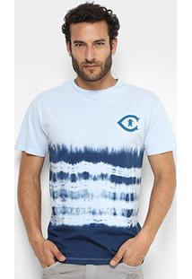 Camiseta Grizzly X Central Managua Tee Tie Dye Masculina - Masculino