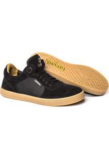 Tênis Embora Footwear Avalon Masculino - Masculino-Preto+Bege