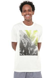 Camiseta Redley Bananal Off-White