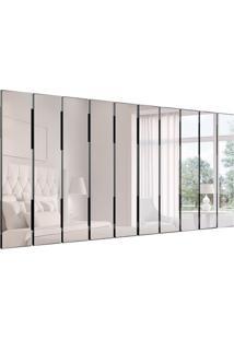 Espelho Decorativo Island 70X150 Cm Preto