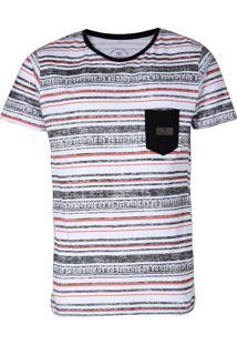 Camiseta Étnica Masculina Detrick