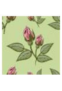 Papel De Parede Autocolante Rolo 0,58 X 3M - Flores 74786309