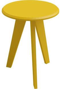 Mesa De Apoio Ellis - Artely - Amarelo