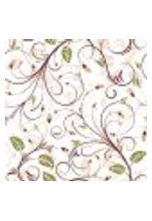 Papel De Parede Adesivo - Arabesco Floral - 053Ppn
