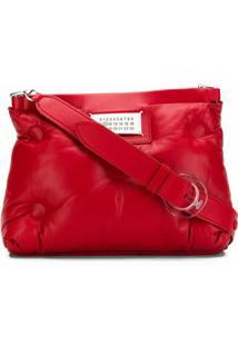 Maison Margiela Bolsa Clutch Glam Slam - Vermelho