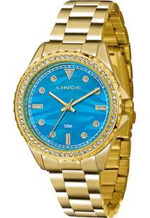 Relógio Feminino Lince Lrgj059L D1Kx