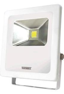 Refletor Tr Led 50 Taschibra 3000K Branco - 50W