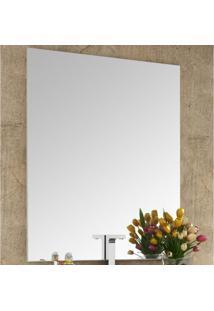 Espelho De Banheiro Pietra 80Cm - Bosi Elare