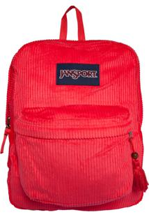 Mochila Jansport High Stakes Coral