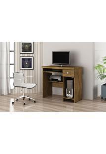 Mesa Para Computador System Ipê Valdemóveis