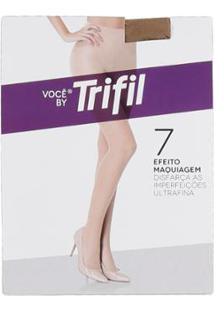 Meia-Calça Feminina Trifil Natural - Feminino-Nude