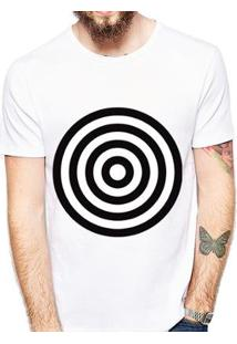 Camiseta Alvo Coolest Masculina - Masculino-Branco
