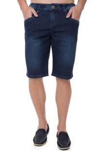 Bermuda Jeans Middle Z-32 Masculino - Masculino