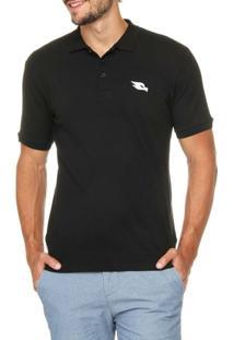 Camisa Polo Piquet Fit Slim - Masculino