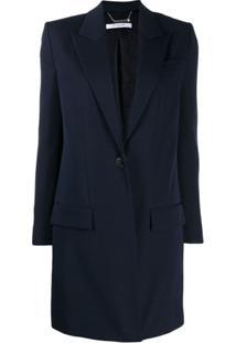 Givenchy Long-Line Blazer - Azul