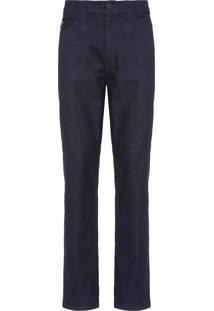 Calça Masculina Sprout Straight - Azul