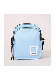 Bolsa Shoulder Bag Pantone Azul