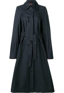 Henrik Vibskov Trench Coat Onion - Azul