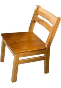 Cadeira Brisa Amendoa Com Base Pinus - 43571 Sun House