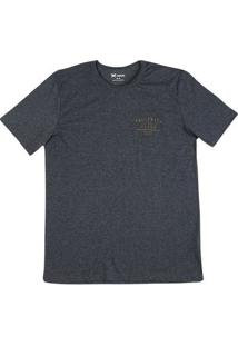 Camiseta Masculina Hering Com Estampa E Modelagem Slim