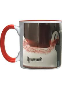 Caneca Spartanus Fightwear The Champ Artes Marciais - Masculino