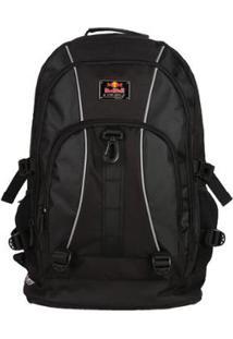 Mochila Red Bull Modelo Trail Ii Notebook Até 17 - Masculino