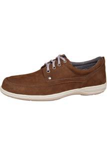 Sapato G. Way Salvattore Caramelo
