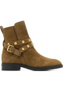 See By Chloé Ankle Boot Neo Janis - Neutro