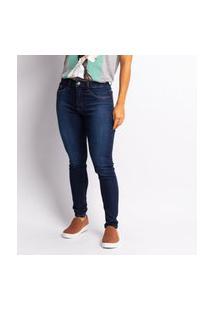 Calça Feminina Cigarrete Jeans Lisa Jeans