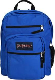 Mochila Jansport Big Student - Masculino-Azul