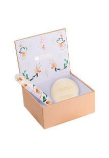 Porta Jóias + Lixa De Unha + Sabonete Perfumado Amburana