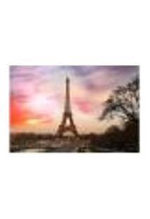 Painel Adesivo De Parede - Torre Eiffel - Paris - 835Pnm