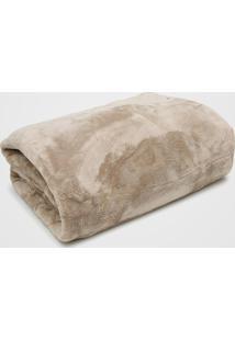 Cobertor Queen Kacyumara Blanket High Bege