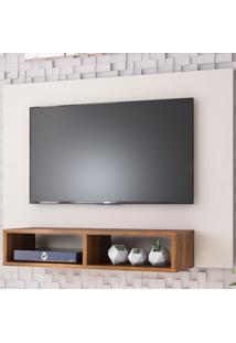 Painel Para Tv Até 48 Polegadas Kathy Off White/Seda - Viero Móveis
