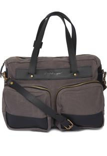 Bolsa Unissex Brief Grey - Cinza