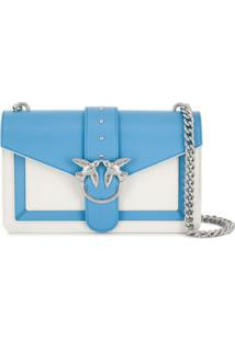 Pinko Bolsa Love - Azul