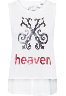 Regata Foil Heaven John John - Off White