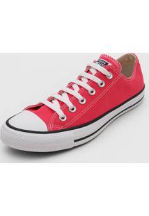 Tênis Converse Chuck Taylor All Star Seasonal Pink - Kanui