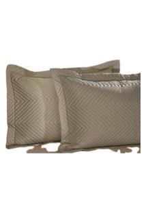 Porta Travesseiro 100% Algodáo 200 Fios Vd 2 Peças – Corttex