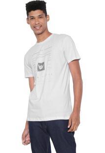Camiseta Hang Loose Logset Branca