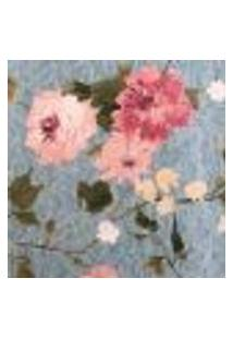 Papel De Parede Feature Wall 970803 Com Estampa Contendo Floral